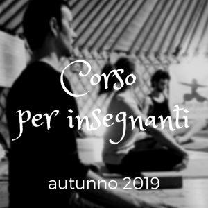Corso professionale yoga per insegnanti Centro Ays Fermo